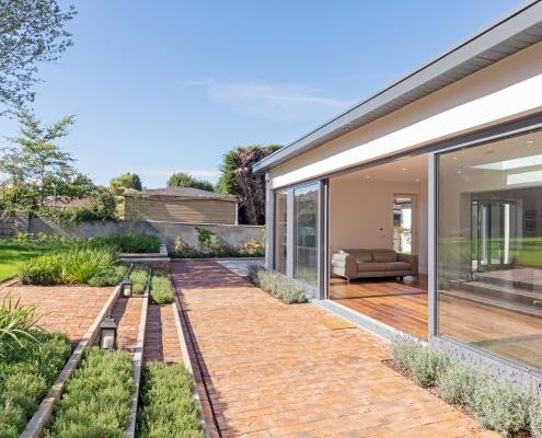 Bungalow Blitz | House Extension | Back Garden
